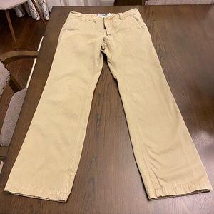 Mountain Khaki pants broadway fit 32x32